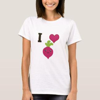 I heart beets T-Shirt