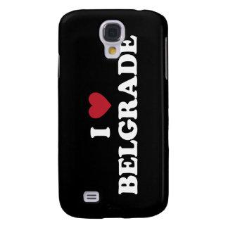 I Heart Belgrade Serbia Galaxy S4 Case