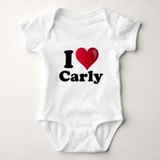 I Heart Carly Fiorina Baby Bodysuit
