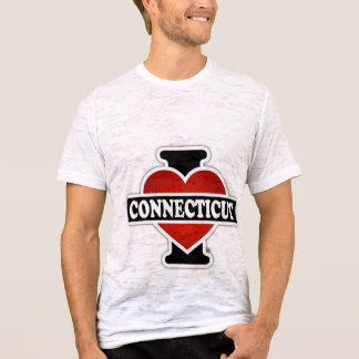 I Heart Connecticut T-Shirt