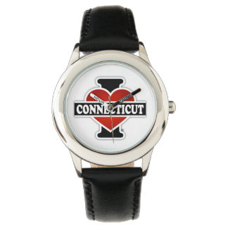 I Heart Connecticut Watch