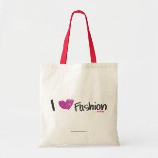I Heart Fashion Aqua Bag