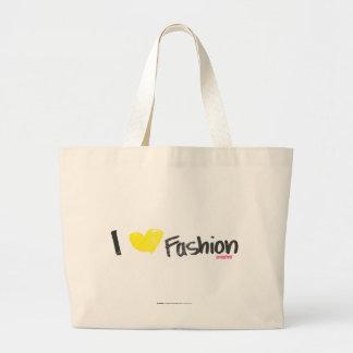 I Heart Fashion Pink Bag