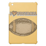 I Heart Football and Gifts Cover For The iPad Mini