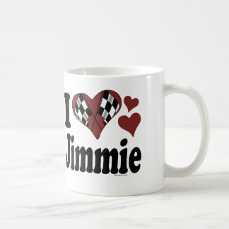 I Heart Jimmie Coffee Mug