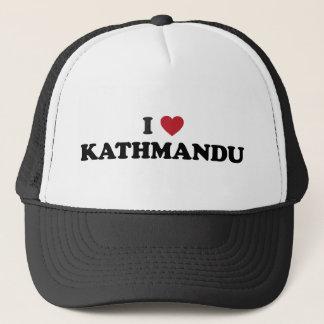 I Heart kathmandu Nepal Trucker Hat