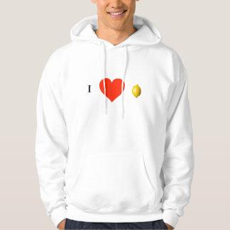 i heart lemons hoodie