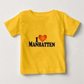 I (heart) Manhatten - Lite Multi-Products Baby T-Shirt