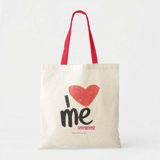 I Heart Me Pink Tote Bag