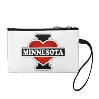 I Heart Minnesota Coin Purse