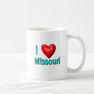 I Heart Missouri Coffee Mug