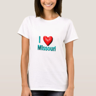 I Heart Missouri T-Shirt