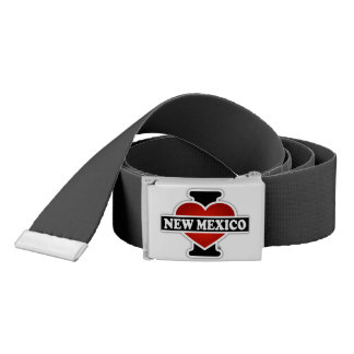 I Heart New Mexico Belt