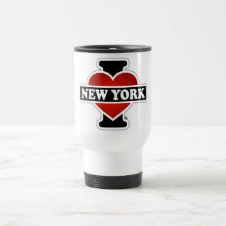 I Heart New York Travel Mug