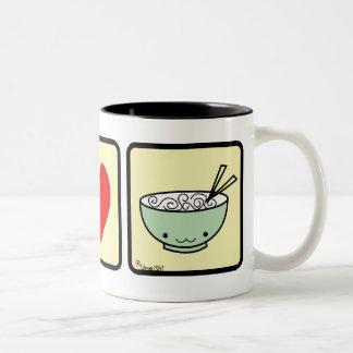 I heart Noodles Mug (more styles)