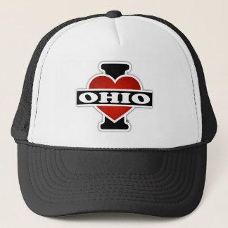 I Heart Ohio Trucker Hat