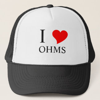 I Heart OHMS Trucker Hat