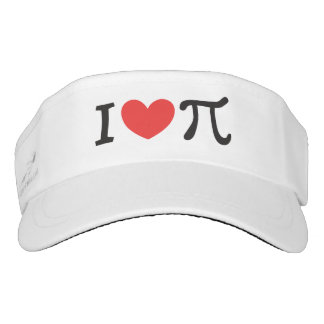 I heart Pi Visor