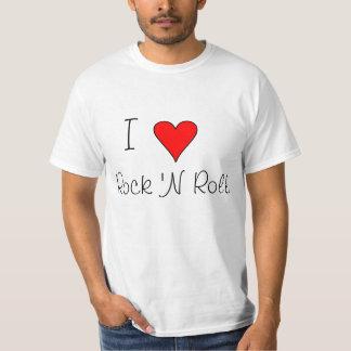 I heart rock 'n roll T-Shirt