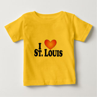 I (heart) St. Louis - Lite Products Baby T-Shirt