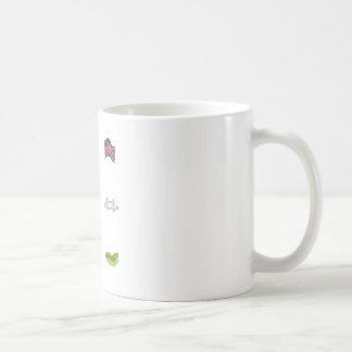 I Heart United Kingdom, British Love, UK landmarks Coffee Mug