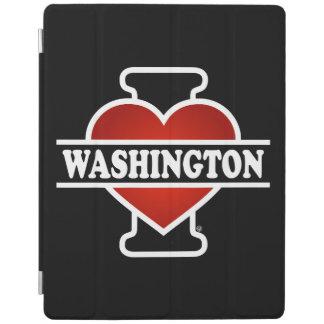 I Heart Washington iPad Cover