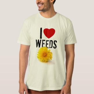 I Heart Weeds Shirts