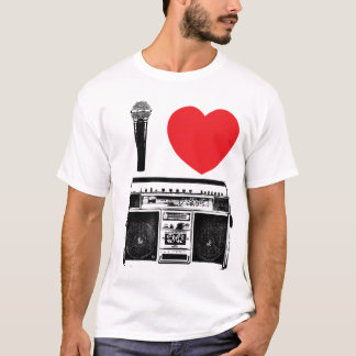 I ♥ Hip Hop T-Shirt