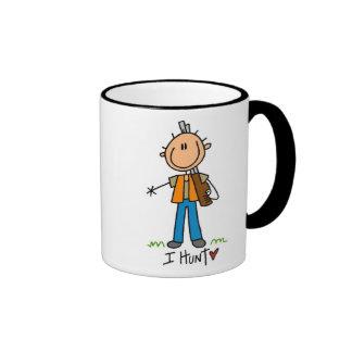 I Hunt Ringer Coffee Mug