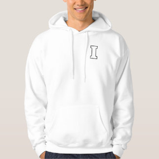 I/I Love You,I Need You Black Line S Pullover