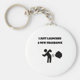 I just launched a new fragrance key ring