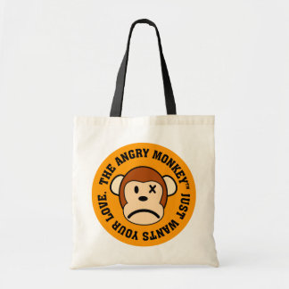 I Just Want You to Love me Canvas Bags
