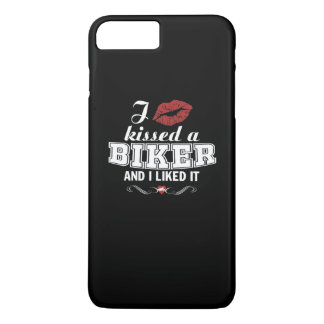 I kissed a BIKER and I liked it! iPhone 8 Plus/7 Plus Case