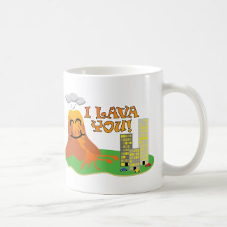 I Lava You! Coffee Mug