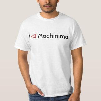 I LESSTHANTHREE Machinima (basic) T-Shirt
