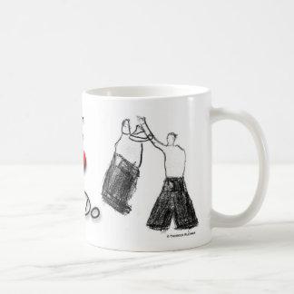 I like Aikido - Shomen-uchi Ikkyo Coffee Mug