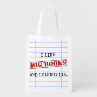 I Like Big Books and I Cannot Lie Funny Library