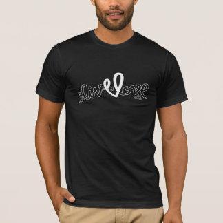 """I Live 2 Love"" Humanist Tee"