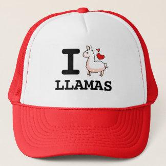 I Llama Llamas Trucker Hat