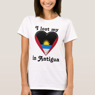 I lost my heart in Antigua T-Shirt