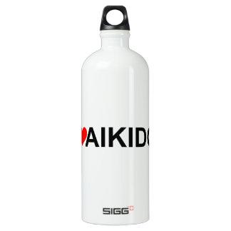 I Love Aikido SIGG Traveller 1.0L Water Bottle