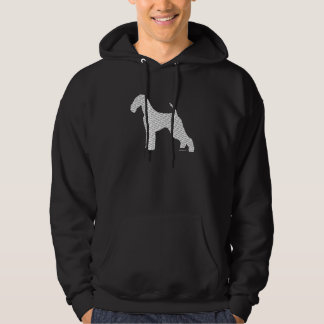 I Love Airedale Terriers Hoodie