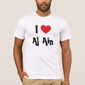 I Love Al Ain T-Shirt