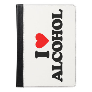 I LOVE ALCOHOL iPad AIR CASE