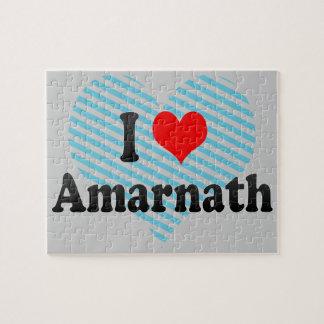 I Love Amarnath, India Jigsaw Puzzle