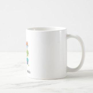 i love animals basic white mug