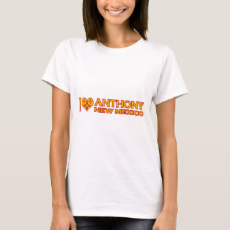 I Love Anthony, NM T-Shirt