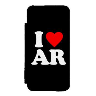 I LOVE AR INCIPIO WATSON™ iPhone 5 WALLET CASE