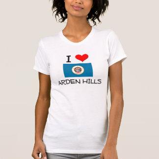 I Love Arden Hills Minnesota T-shirt