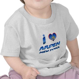 I love Arden, New York T Shirt